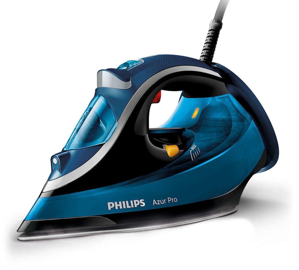 Fier de calcat Philips Azur Pro GC4881/20, Talpa T-IonicGlide, 2800 W, 0.35 l