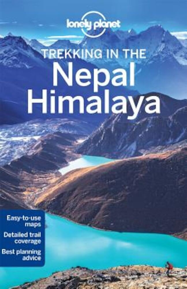 Lonely Planet Trekking in the Nepal Himalaya Paperback
