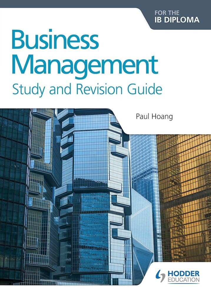 Business Management for the Ib Diploma Study and Revision Guide, Paperback