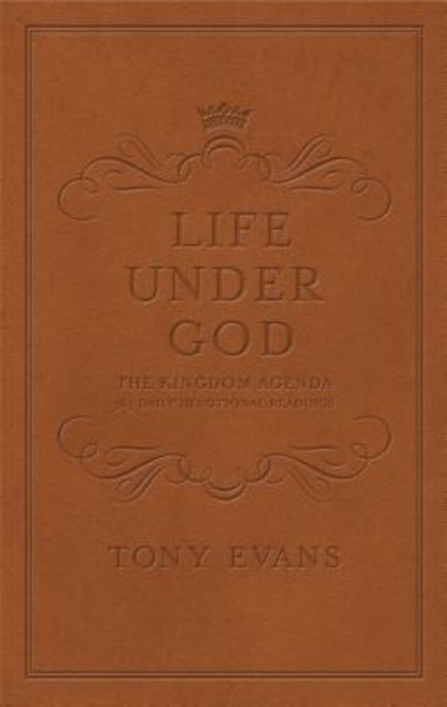 The Life Under God: The Kingdom Agenda: 365 Daily Devotional Readings  Hardcover