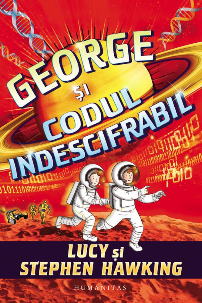 Imagine indisponibila pentru George si codul indescifrabil