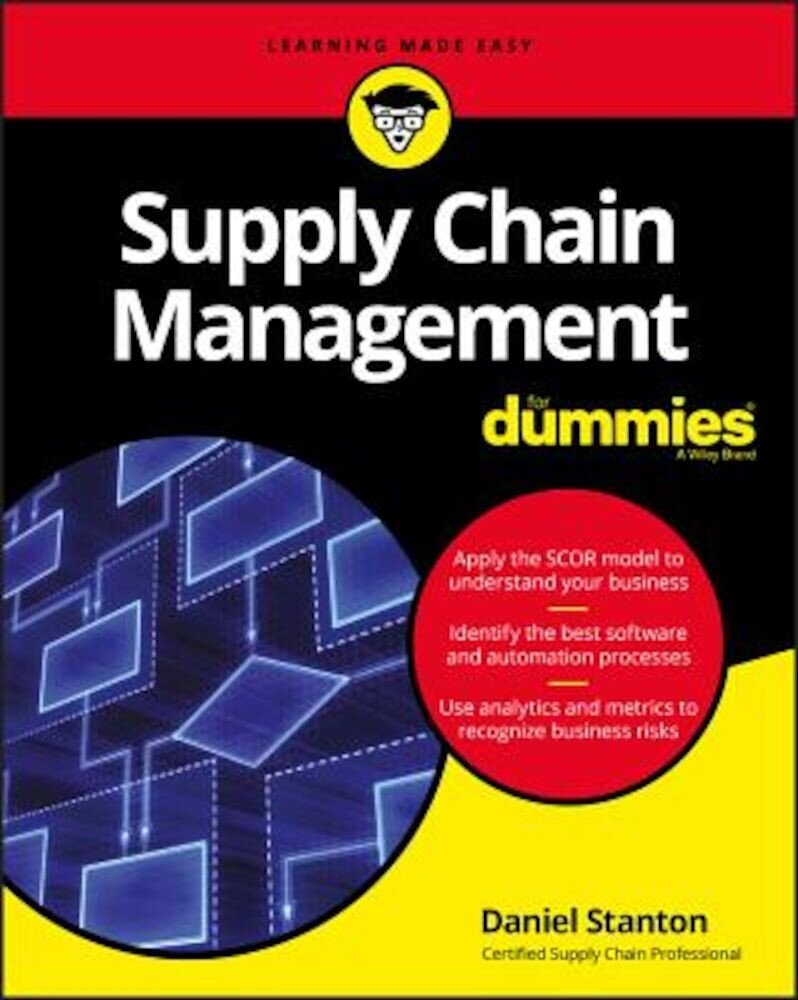 Supply Chain Management for Dummies, Paperback