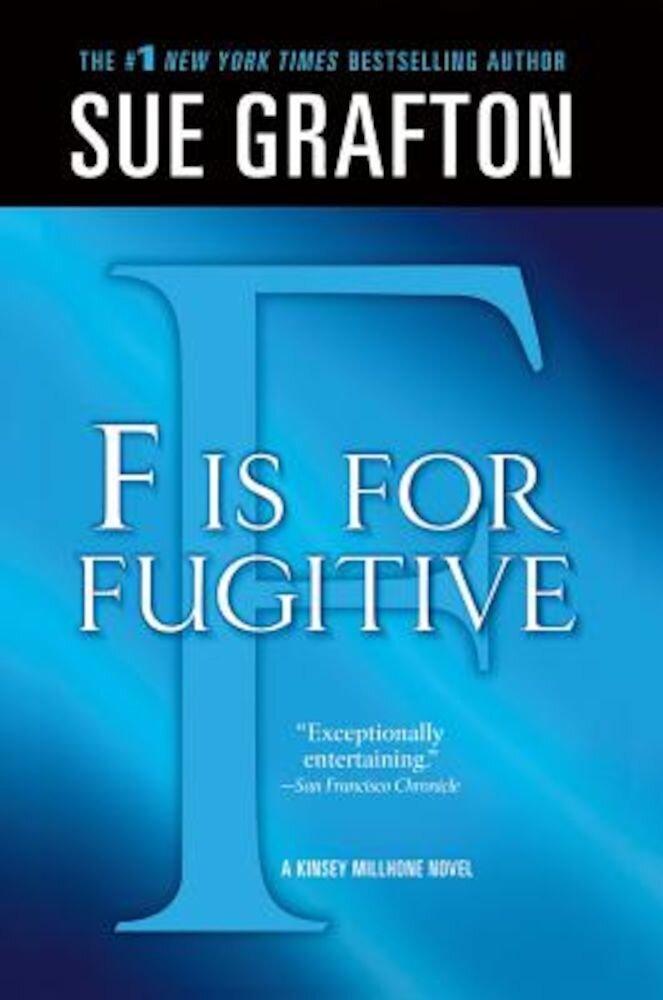 Imagine indisponibila pentru F Is for Fugitive, Paperback