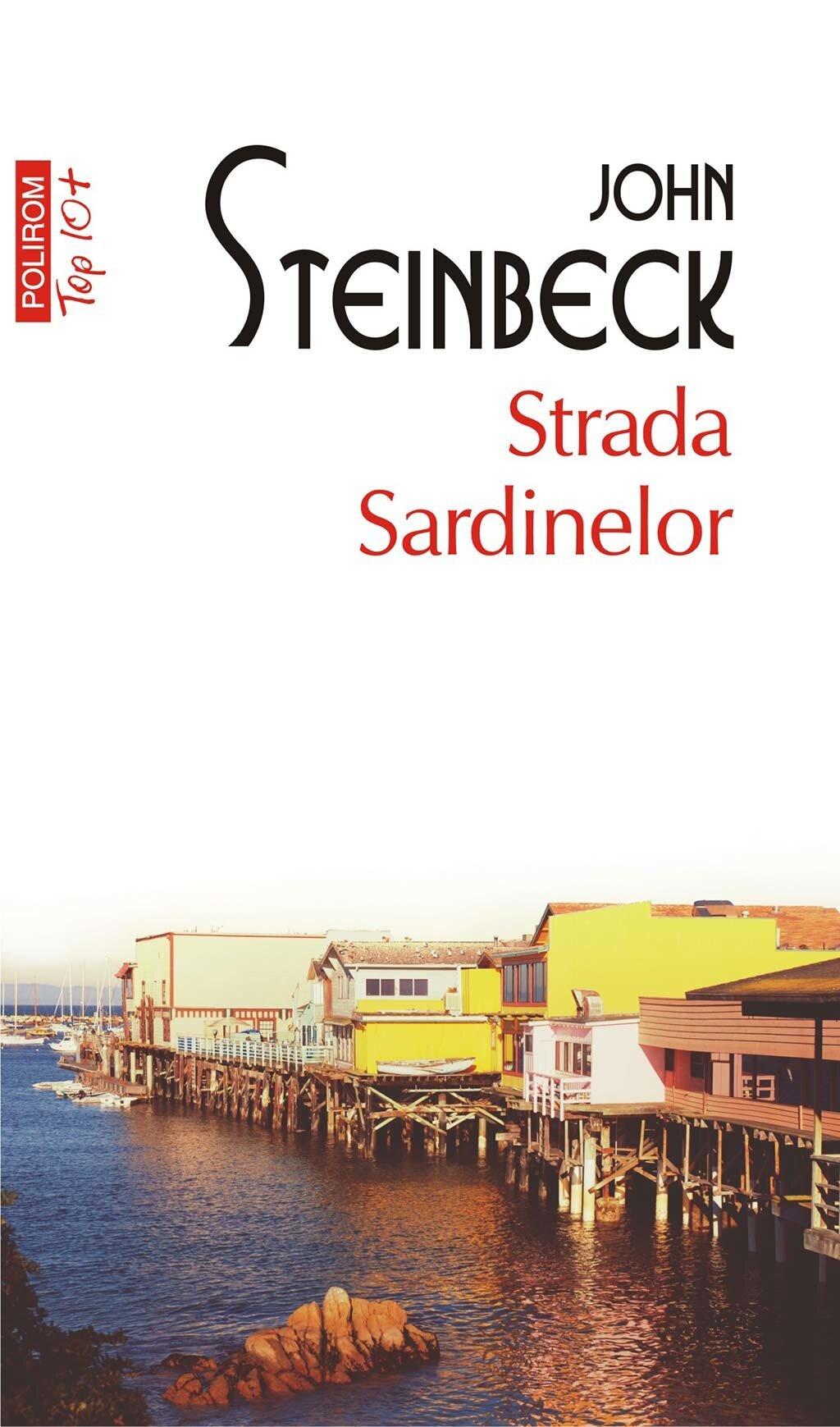 Strada Sardinelor (eBook)