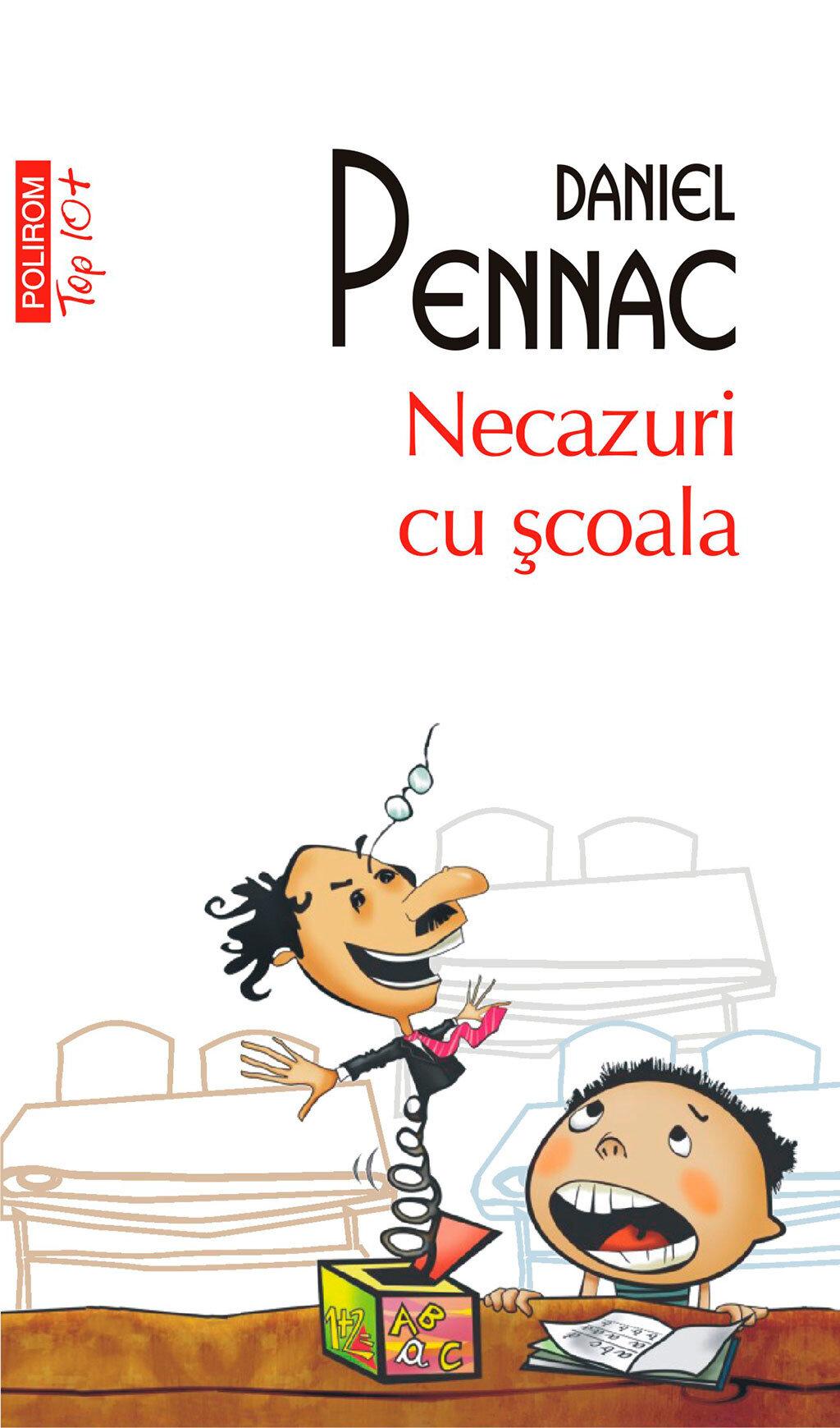 Necazuri cu scoala (eBook)
