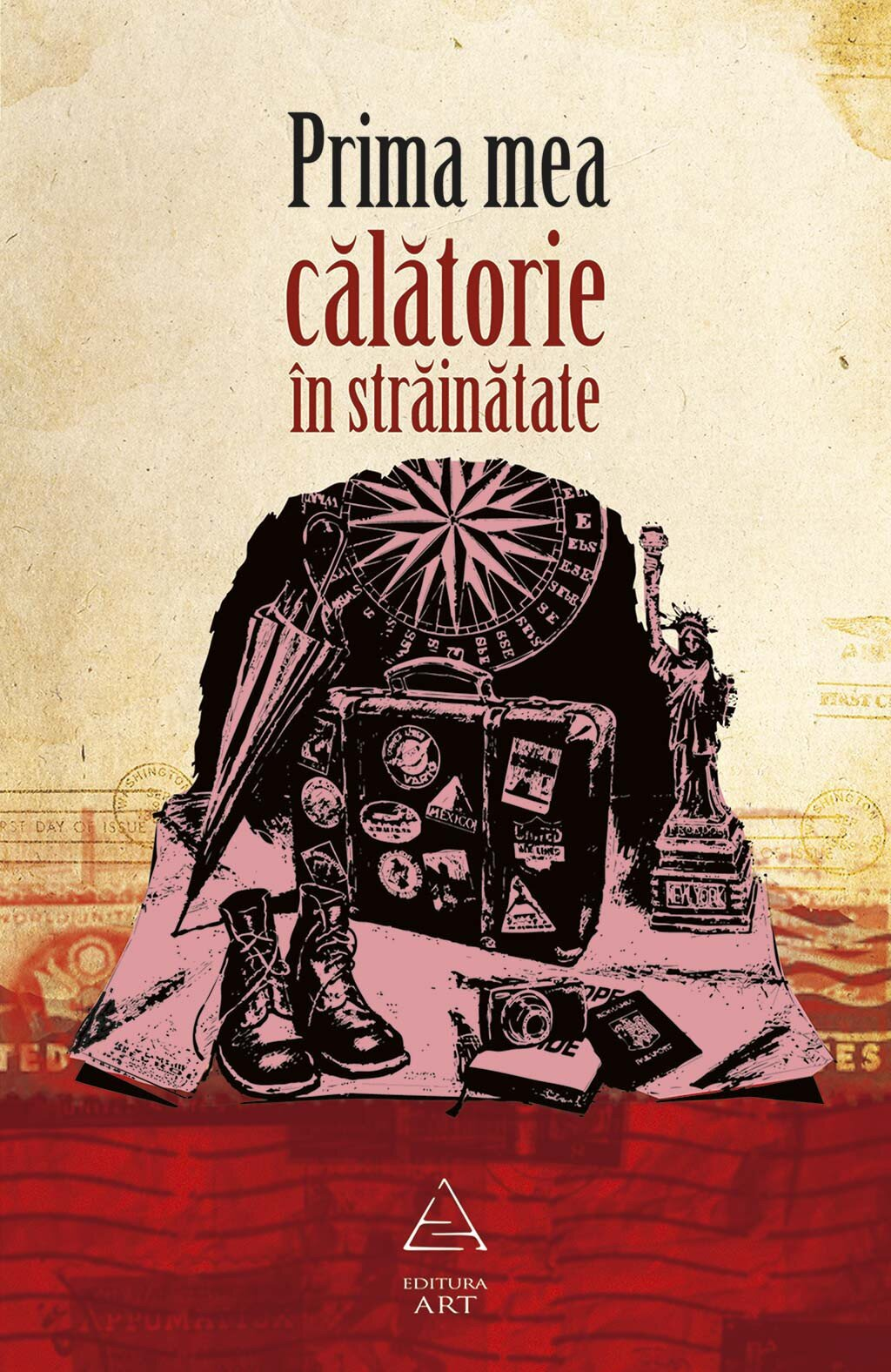 Prima mea calatorie in strainatate (eBook)