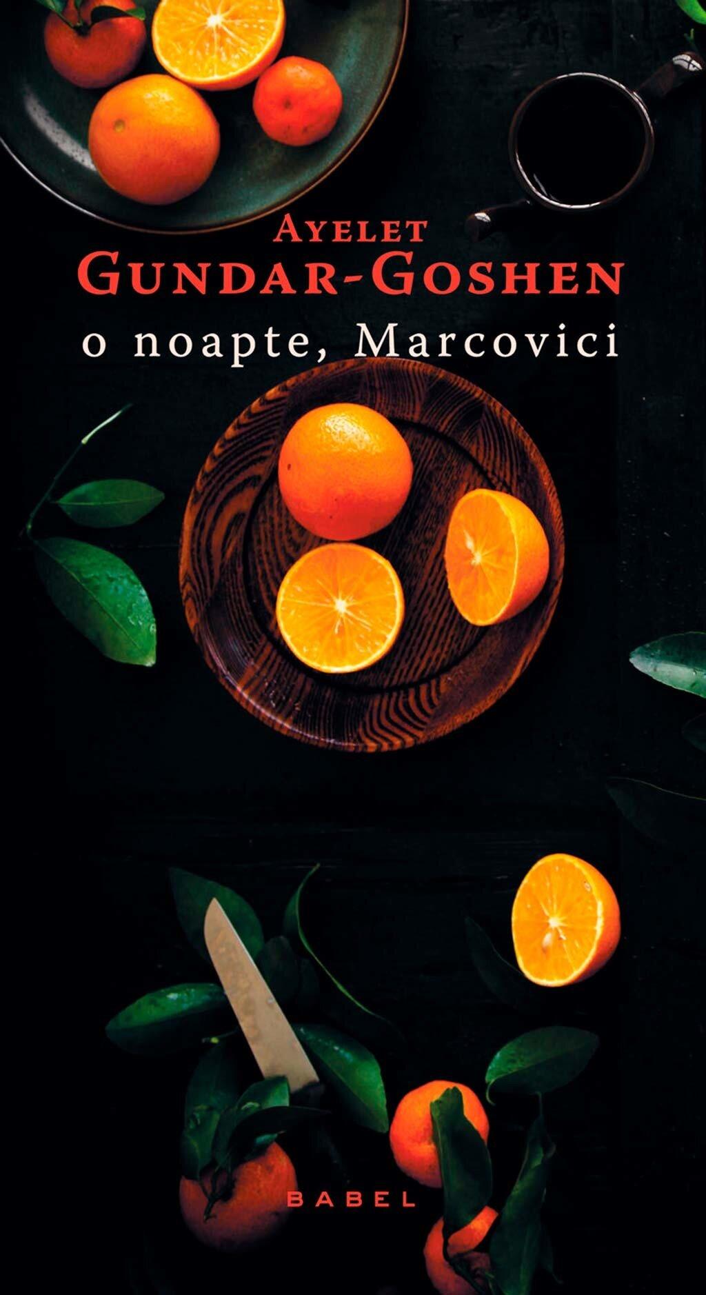 O noapte, Marcovici (eBook)