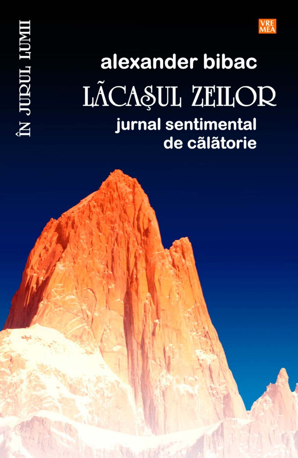 Lacasul zeilor. Jurnal sentimental de calatorie (eBook)
