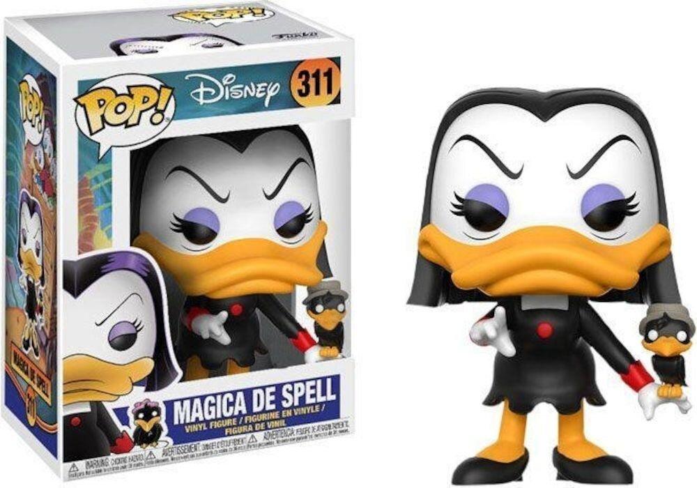 Figurina Funko Pop! Duck Tales - Magica de Spell