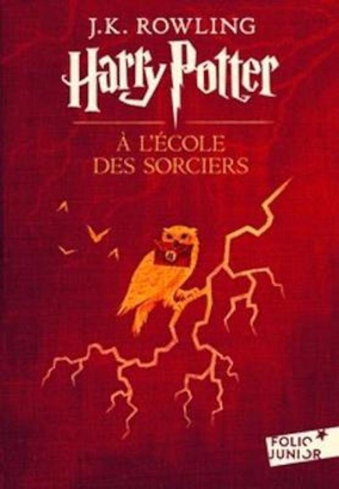 Harry Potter a lEcole Des Sorciers (French), Paperback