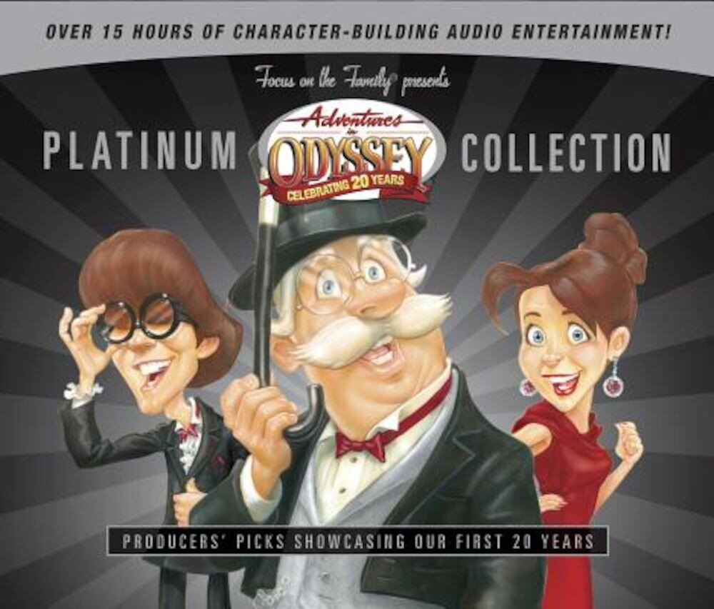 Aio Platinum Collection: Producers Picks Showcasing Our First 20 Years, Audiobook