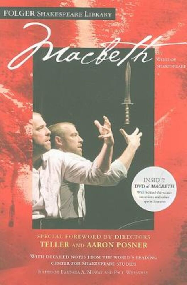 Imagine indisponibila pentru The Tragedy of Macbeth [With DVD], Paperback