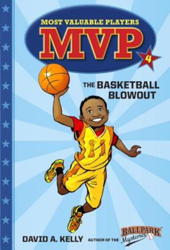 Mvp #4: The Basketball Blowout  Paperback