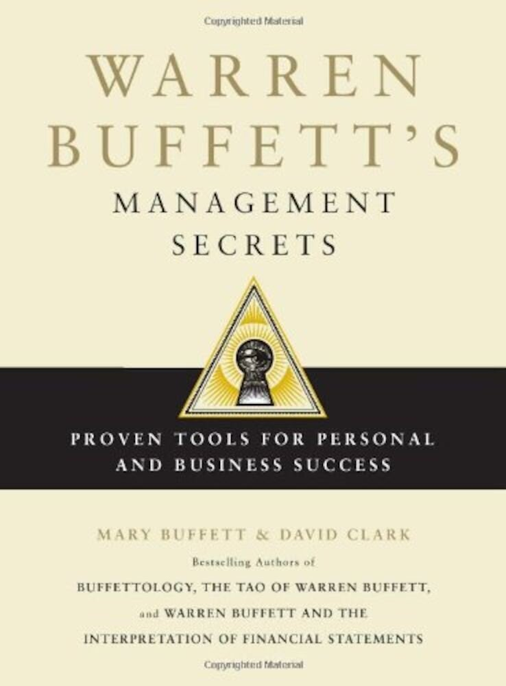 Warren Buffetts Management Secrets: Proven Tools for Personal and Business Success, Hardcover