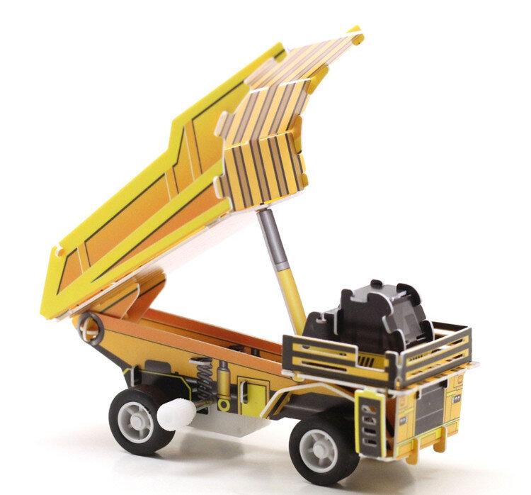 Puzzle 3D - Camion