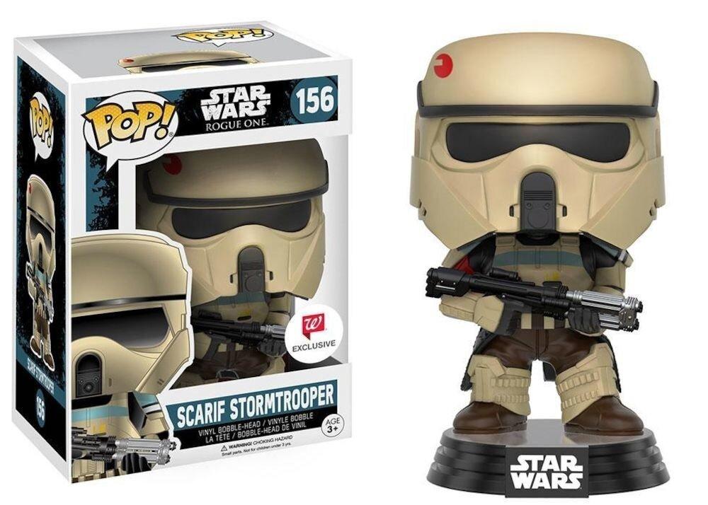 Figurina Funko Pop! Star Wars Rogue One - Scarif Stormtrooper