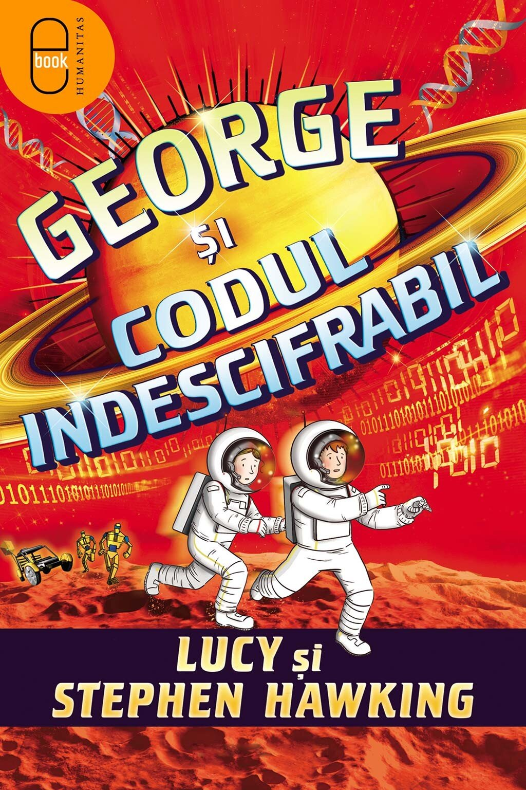 Imagine indisponibila pentru George si codul indescifrabil (eBook)