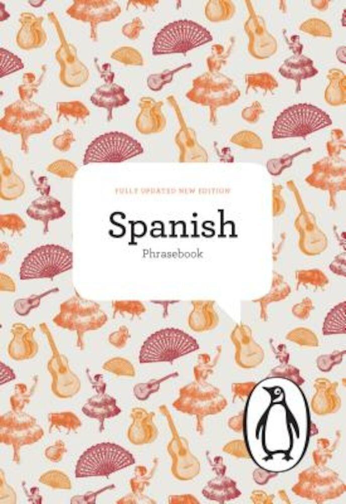 The Penguin Spanish Phrasebook, Paperback