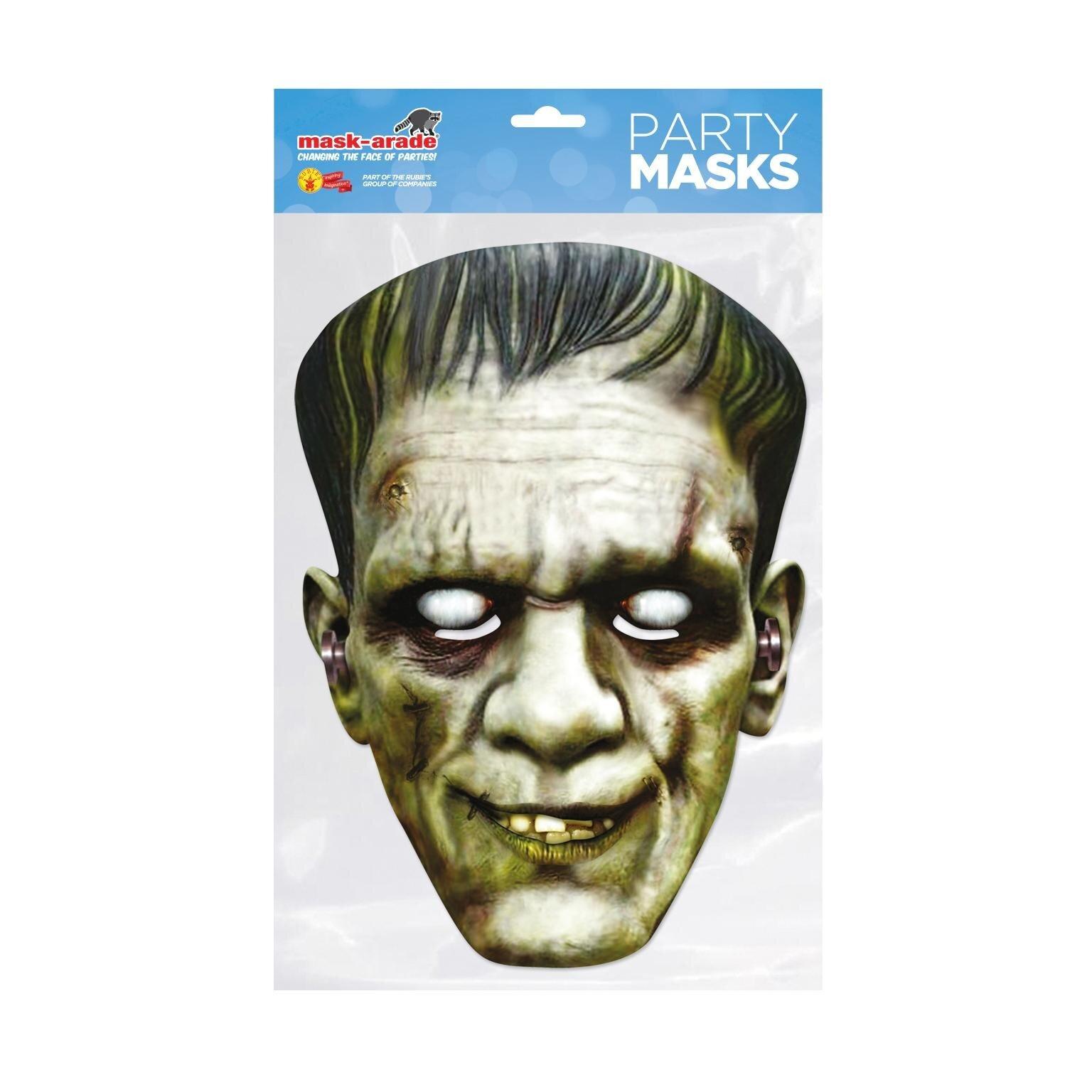 Accesoriu Halloween - Masca Horror Frankenstein