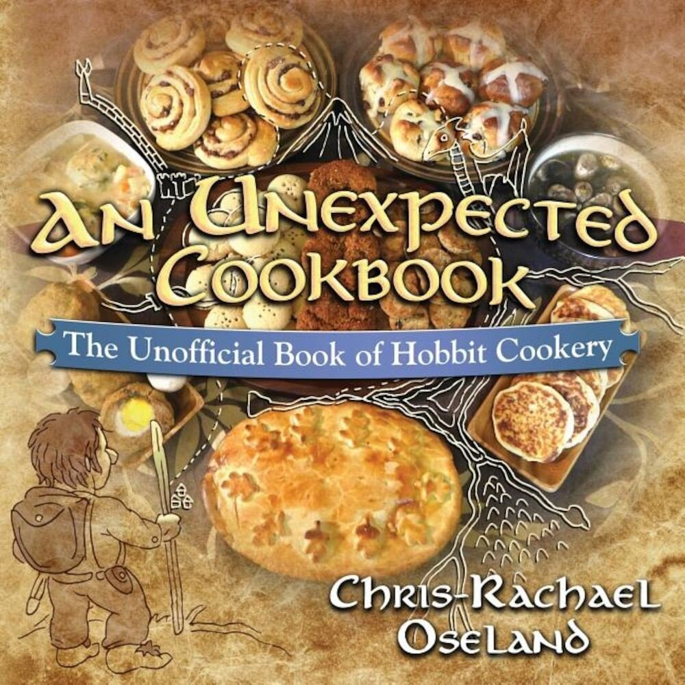 An Unexpected Cookbook: The Unofficial Book of Hobbit Cookery, Paperback