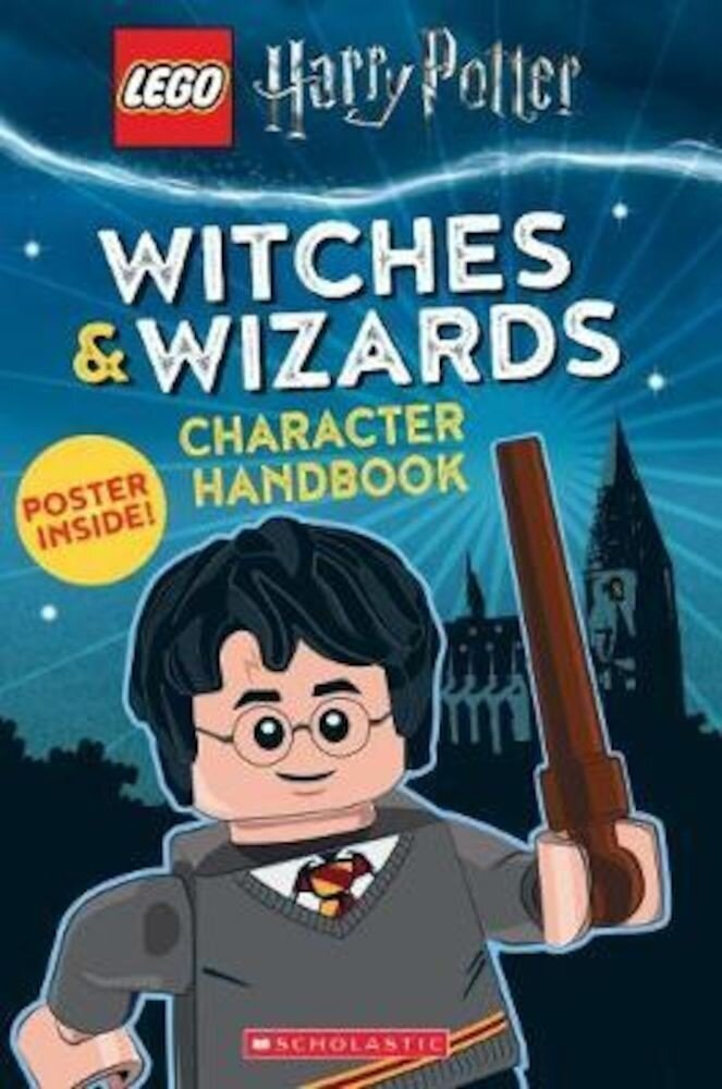 Witches and Wizards Character Handbook (Lego Harry Potter), Paperback