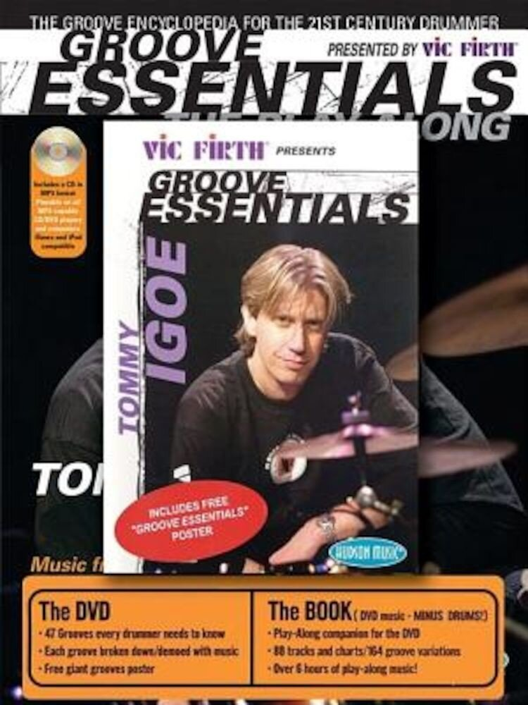 Imagine indisponibila pentru Groove Essentials: The Play-Along 1.0, Paperback
