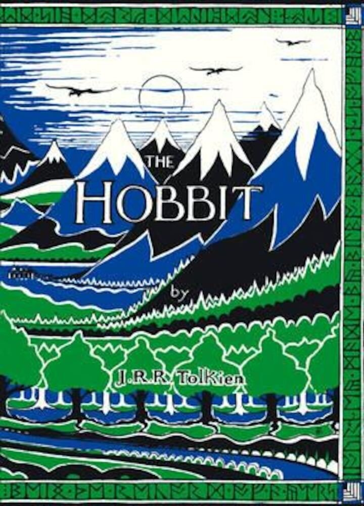 Hobbit Facsimile First Edition, Hardcover