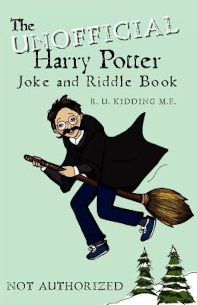 The Unofficial Harry Potter Joke and Riddle Book, Paperback