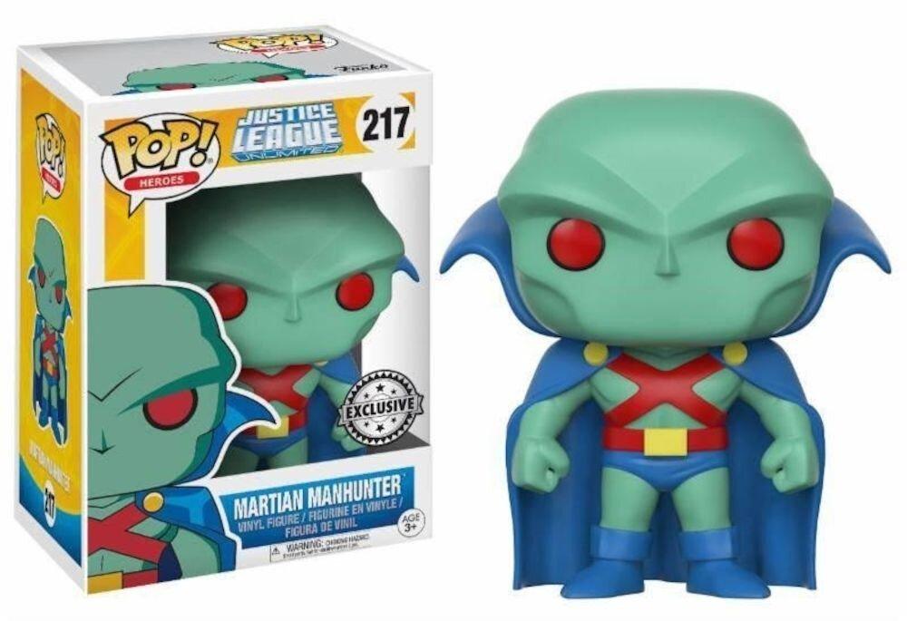 Figurina Funko Pop! Justice League - Martian Manhunter