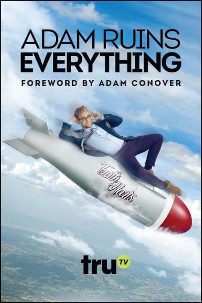 Adam Ruins Everything  Paperback