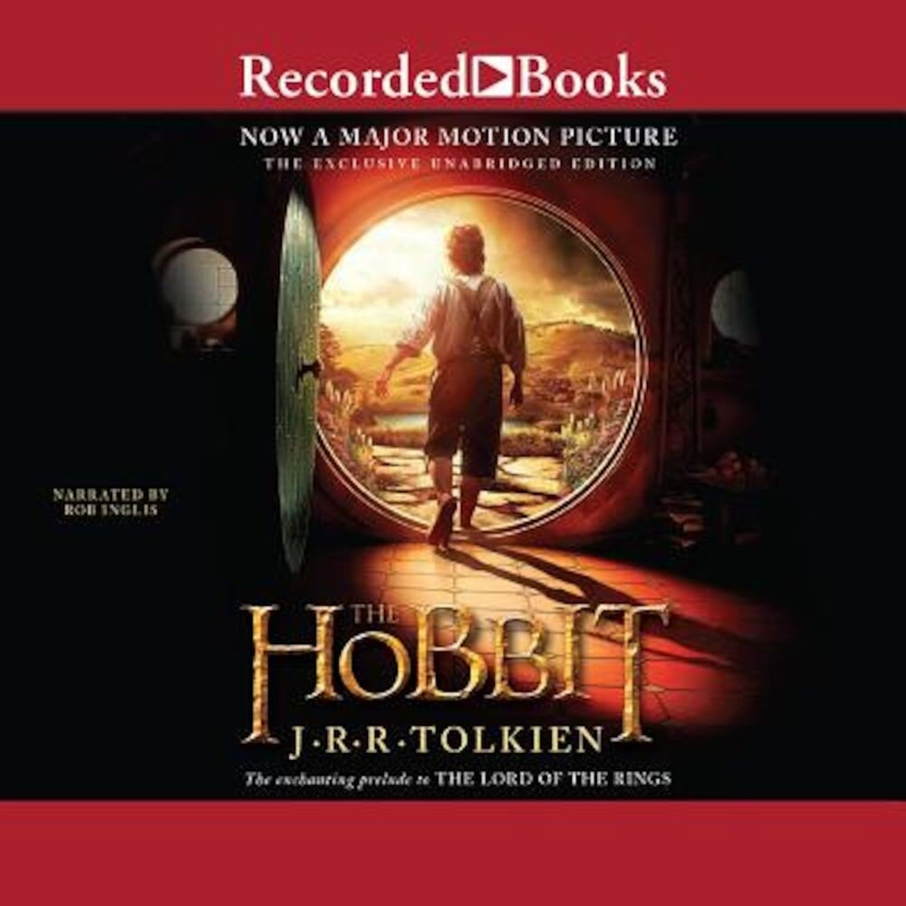 The Hobbit, Audiobook