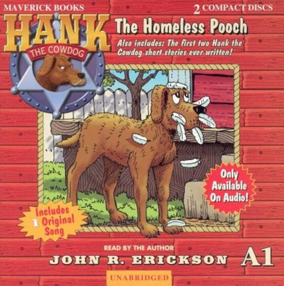 The Homeless Pooch, Audiobook