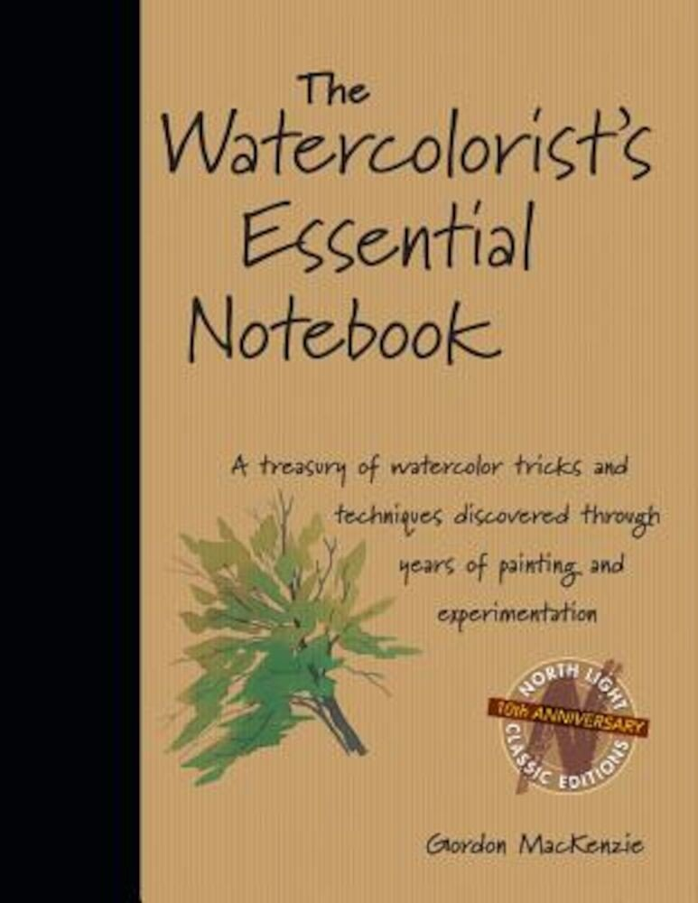 The Watercolorists Essential Notebook, Paperback