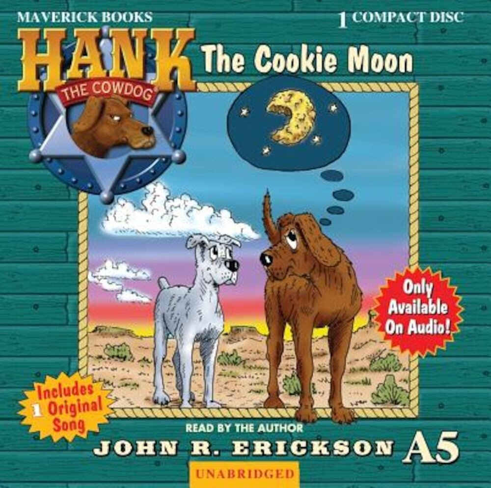 The Cookie Moon, Audiobook