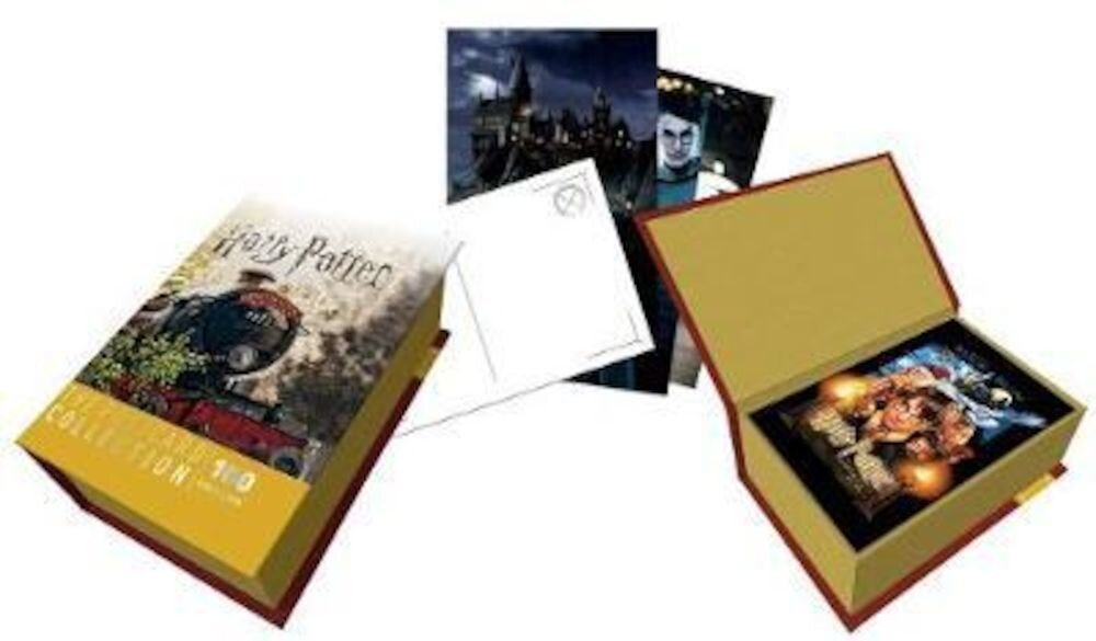 Harry Potter: The Postcard Collection, Paperback