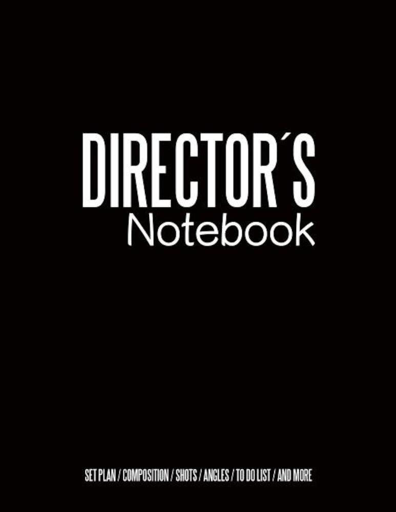 Directors Notebook  Paperback