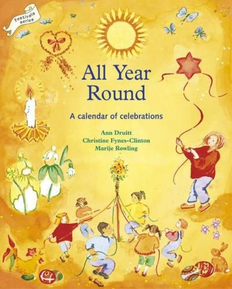 All Year Round: Christian Calendar of Celebrations, Paperback