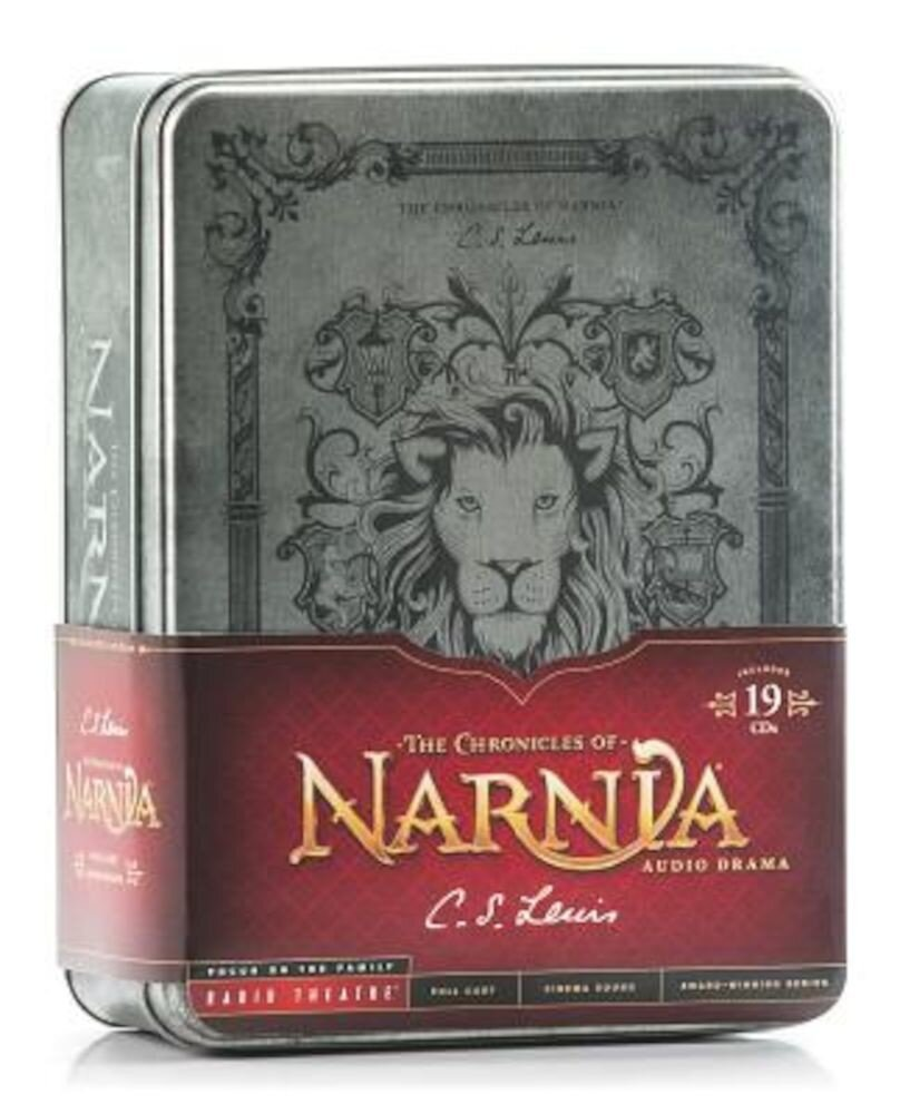 The Chronicles of Narnia Collectors Edition, Audiobook