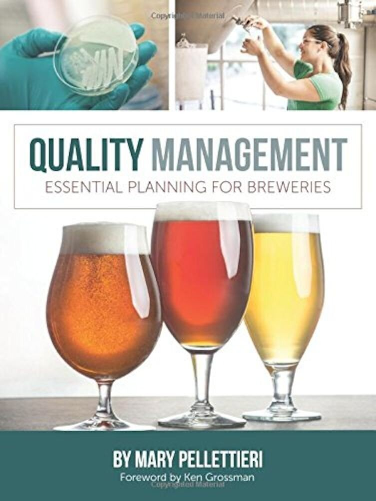 Quality Management: Essential Planning for Breweries, Paperback