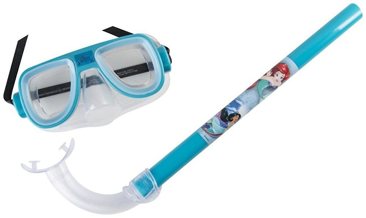 Disney Princess - Set snorkeling