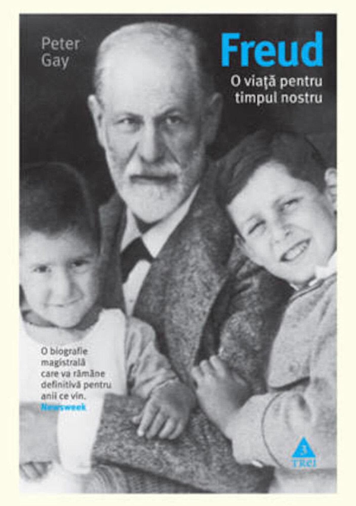 Freud. O viata pentru timpul nostru