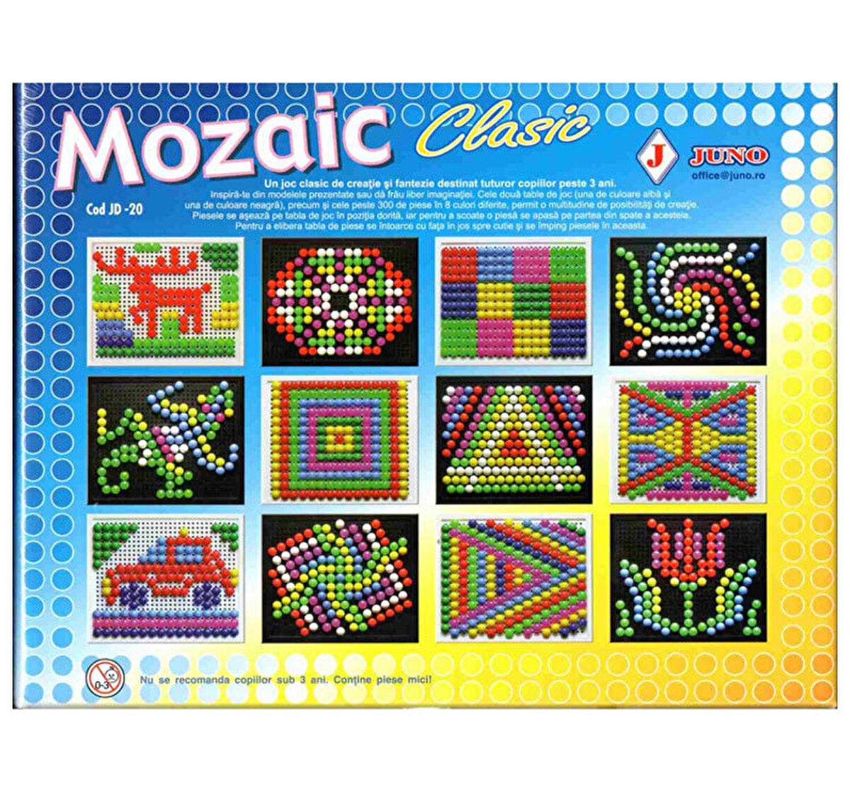 Set Mozaic clasic
