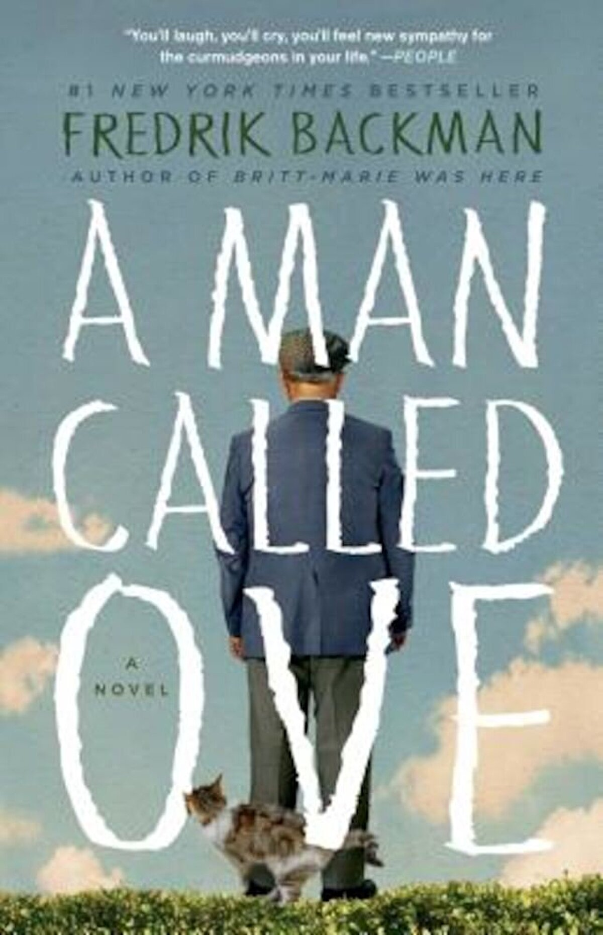 A Man Called Ove, Paperback