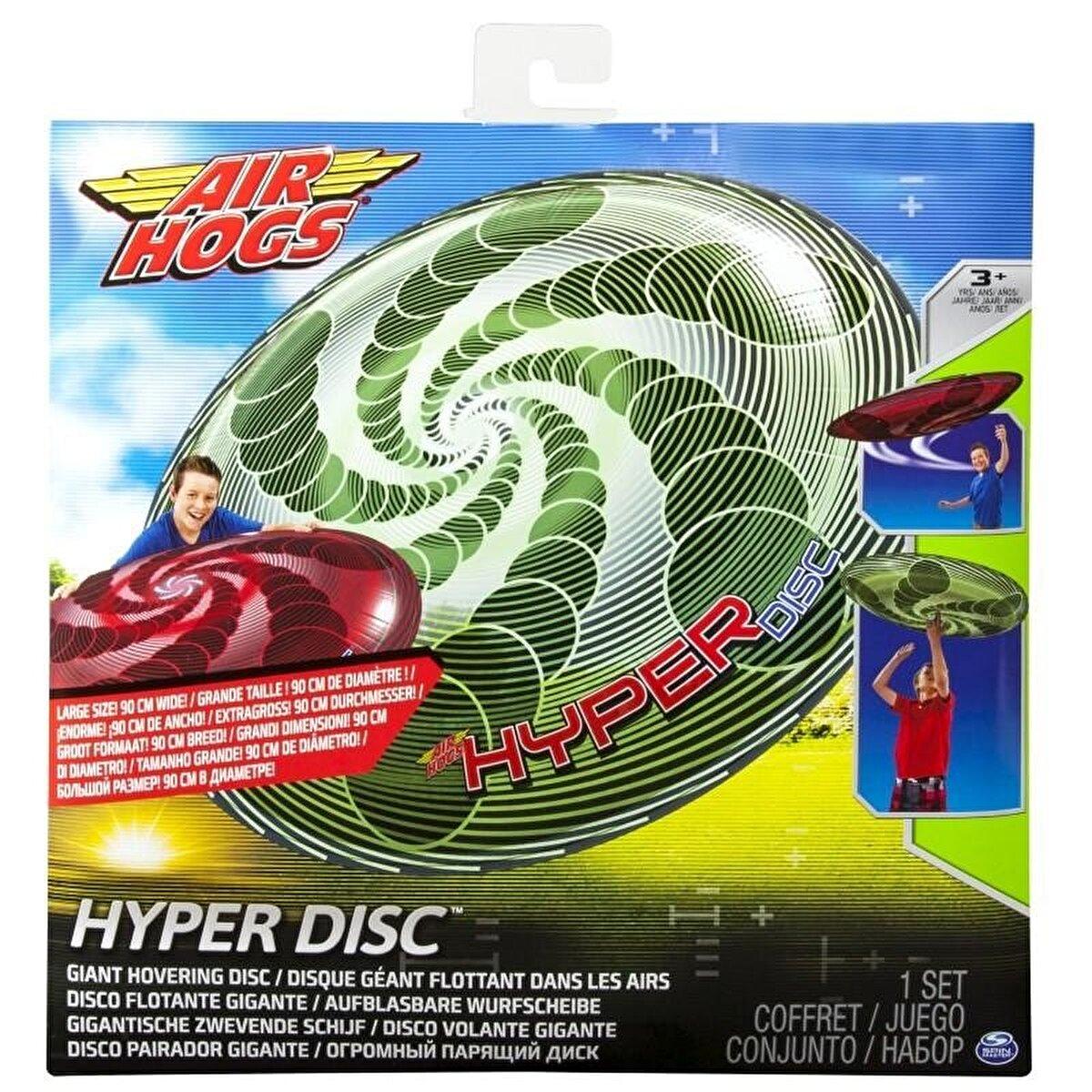 Disc zburator gigant Air Hogs Dot Swirl, 90 cm
