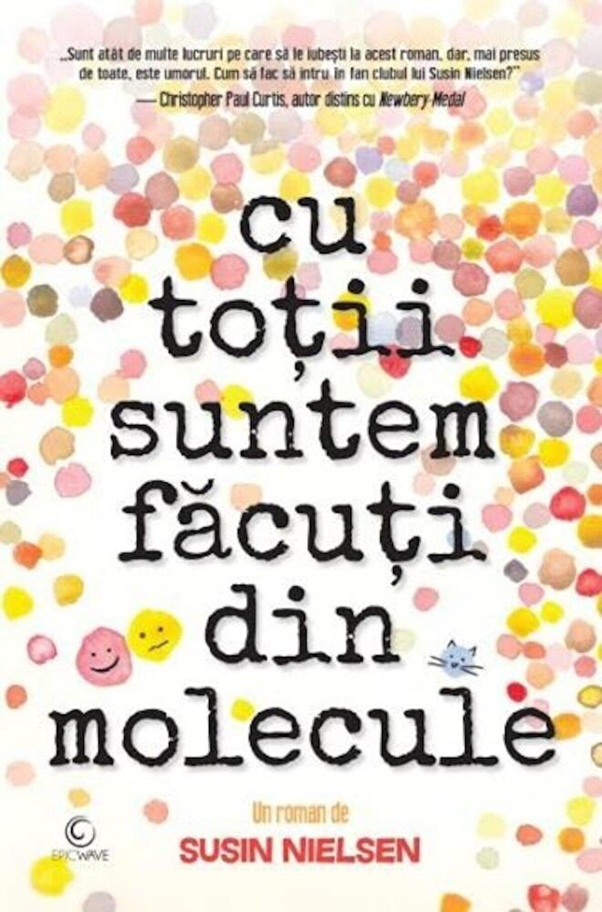 Cu totii suntem facuti din molecule