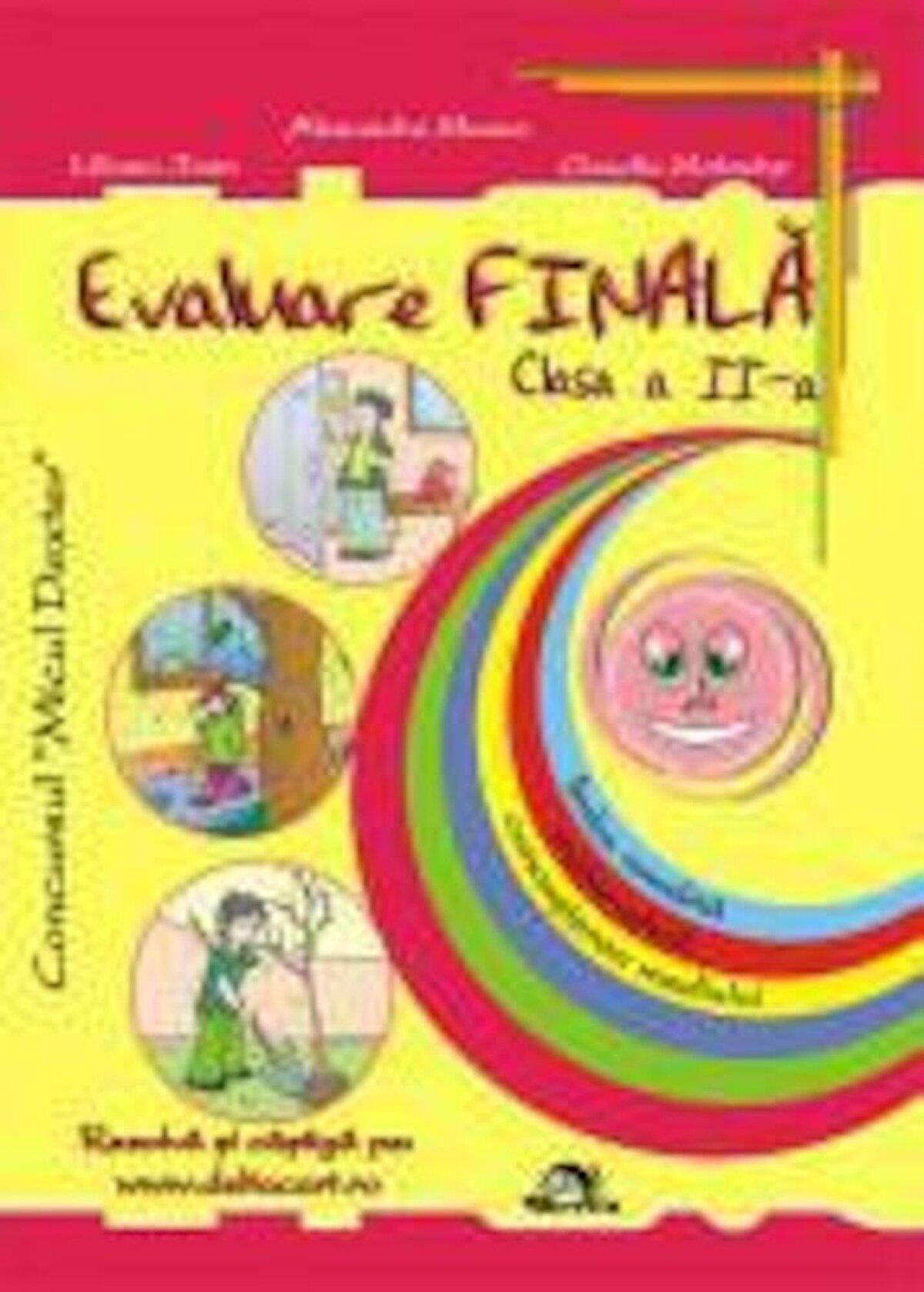 Evaluare finala pentru clasa a II-a