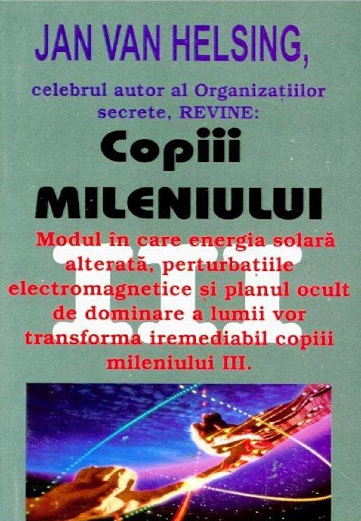 Copiii mileniului III