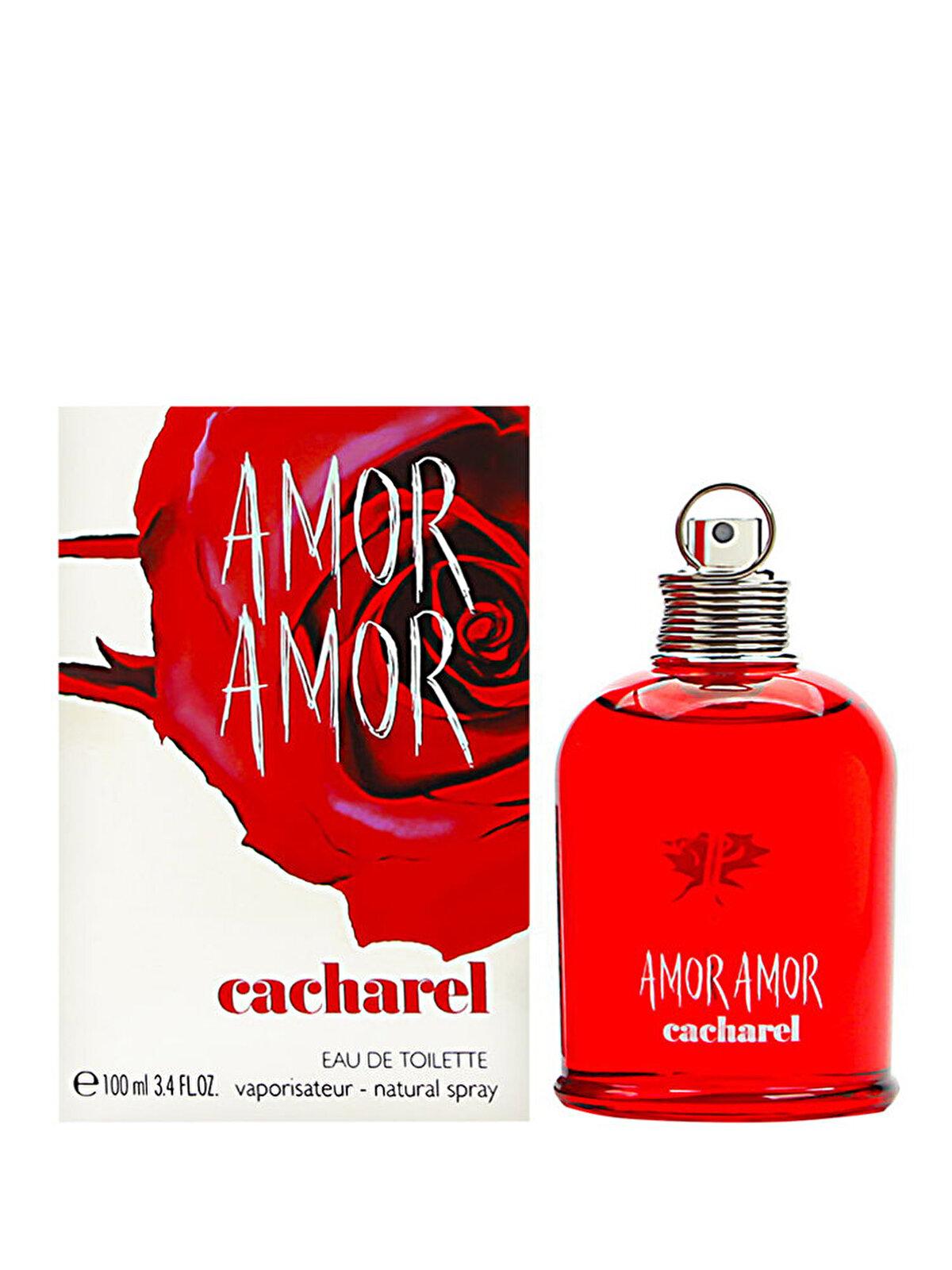 Apa de toaleta Cacharel Amor Amor, 100 ml, pentru femei