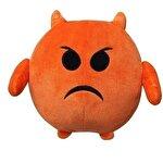 Emoji – Jucarie plus Angry, 18 cm de la Ilanit