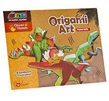 Momki Set 4 planse Arta Origami